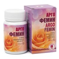 Конфеты с растительными экстрактами «Аргофемин»
