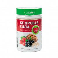 Продукт белково-витаминный «Кедровая сила - Сердечная»
