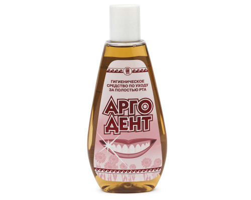 Средство по уходу за полостью рта «АргоДент»